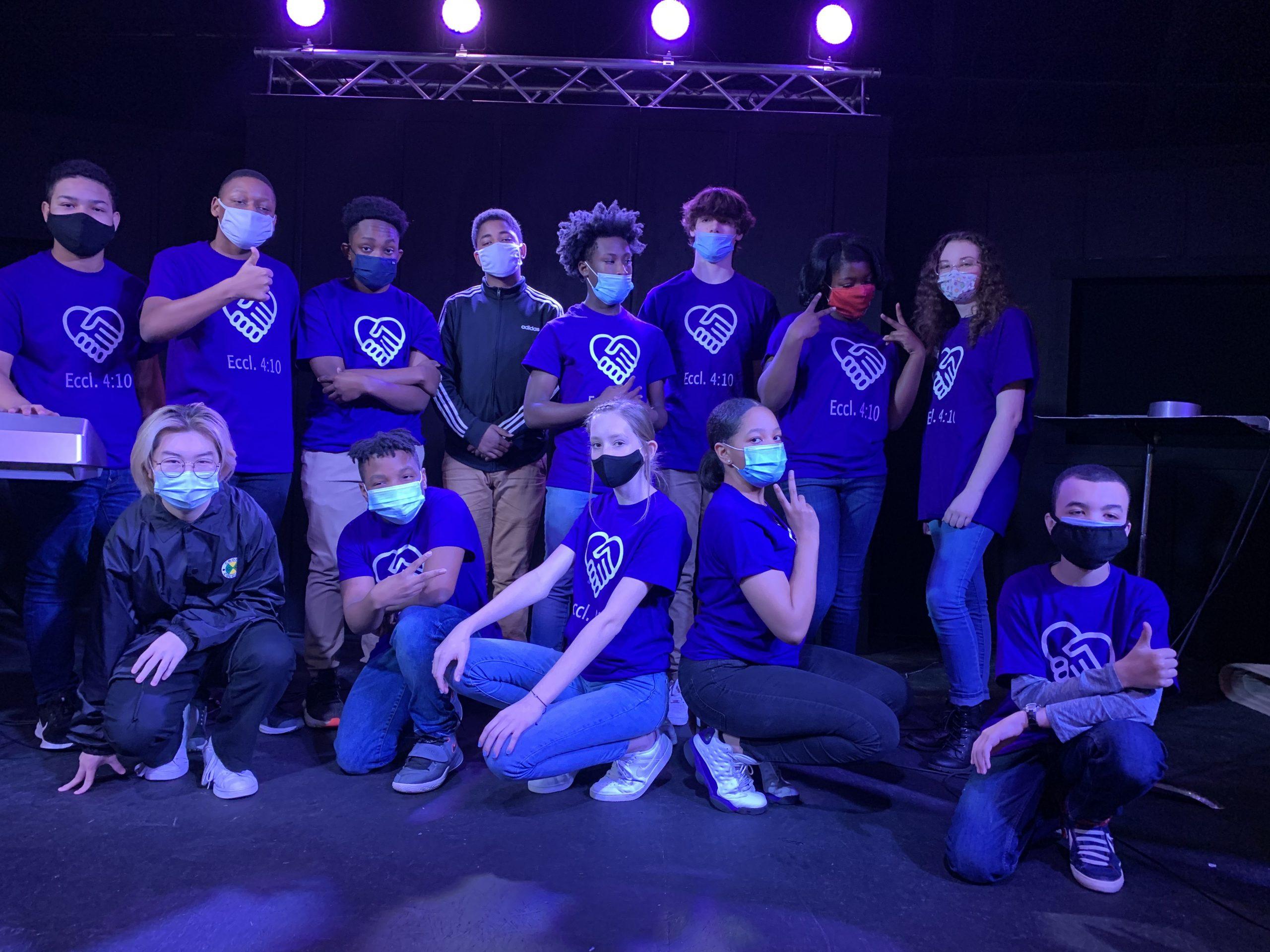 Mask Team