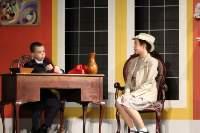 Theatre sceene